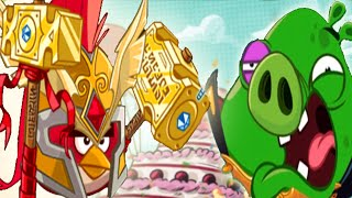 Elite Paladin Vs King Pig - Epic's Anniversary Party | Angry Birds Epic
