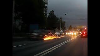В погоне со стрельбой на Энгельса задержан бывший замначальника Невского УМВД