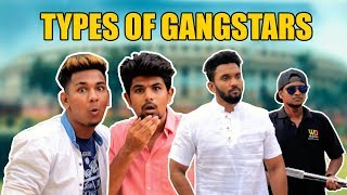 Types Of Gangstars | Hyderabadi Comedy | Warangal Diaries