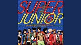 SUPER JUNIOR - My Love, My Kiss, My Heart
