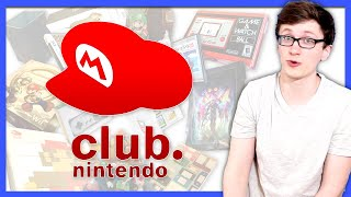 Club Nintendo - Scott The Woz