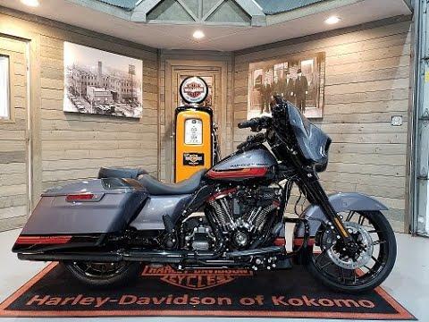 2020 Harley-Davidson CVO™ Street Glide® in Kokomo, Indiana - Video 1