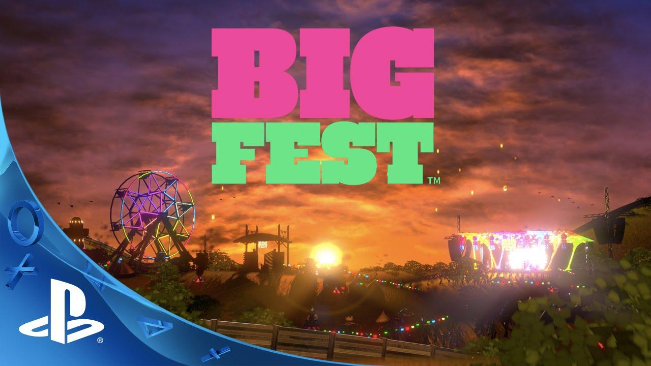 Music Festival Sim BigFest llega hoy a PS Vita