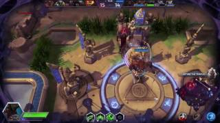 Heroes of the Storm : Abathur pro lose