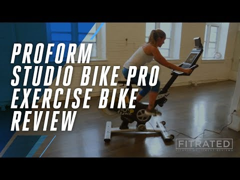 ProForm Studio Bike Pro Exercise Bike Review