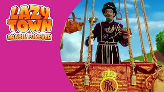 LazyTown S04E06 - Princesa Stephanie (Português BR)