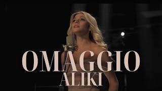 Omaggio-Tribute - Yanni - Aliki Cover