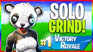 🔴 Solo Grind (Fortnite LIVE Gameplay)