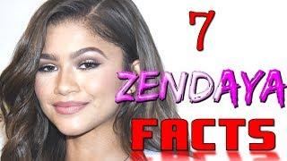 Zendaya Facts | Spider-Man: Homecoming movie actress