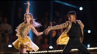 Brightyn Brems and Mandla Morris | Dancing With The Stars Juniors - DWTS 2018 | ALL PERFORMANCES