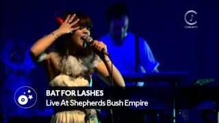 [HD] Bat For Lashes - Sarah (Live Shepherds Bush Empire 2009)