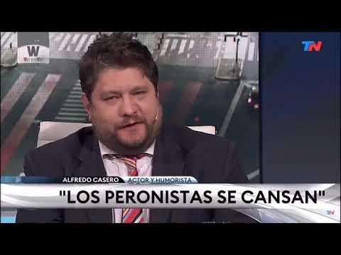 Alfredo Casero propuso que los que cobren planes no voten y encendió las redes sociales