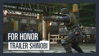 Nuovo trailer - Shinobi