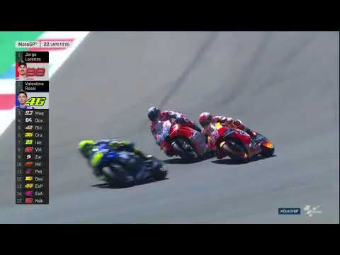 FULL RACE MotoGP Assen 2018
