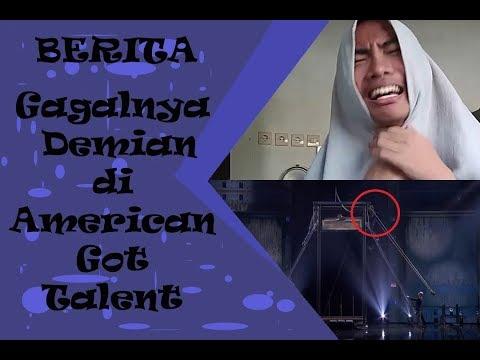 Demian Gagal Di AGT Sampai Pertengkaran Mel B dengan Simon (Parody) (видео)