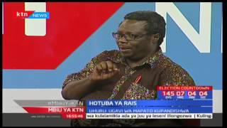 Mbiu ya KTN: Mukhtasari ya Hotuba ya Rais - 15/3/2017