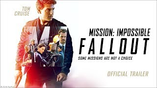 Mission: Impossible - Fallout (2018) Video