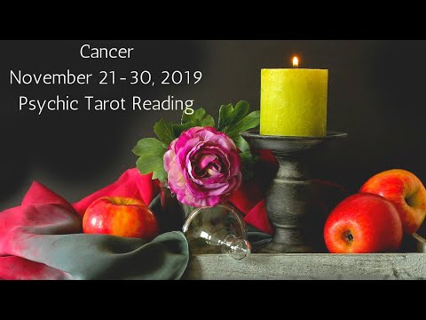 Cancer, Blessings Shine As A Lucky Star Shines On You // Psychic Tarot Reading