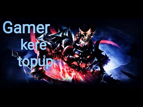 Gamer kere topup 3300