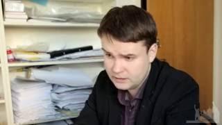 """Интервью Пякина В.В. газете """"Национальный курс"""" 23 ноября 2016г."""