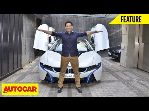 View Bmw I8 India Drive Video Review Autocar India Gaadi