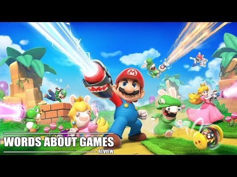 Mario + Rabbids: Kingdom Battle Review video thumbnail