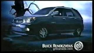 Tiger Woods, Buick Rendevous (2001)