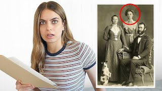 We're Related PRANK on Girlfriend! Shocking Discovery!
