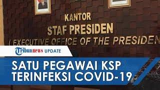 1 Pegawai Kantor Staf Presiden Terdeteksi Positif Virus Corona, KSP: Kantor Sudah Dikosongkan