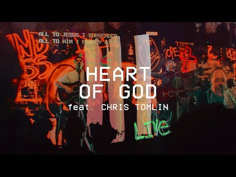 Heart of God feat. Chris Tomlin (Live at Hillsong Conference) - Hillsong Young & Free