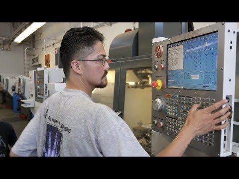 Manufacturing and Industrial Technology video thumbnail