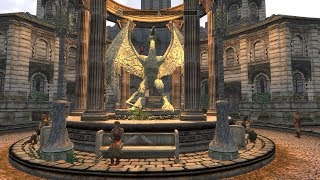 Skyrim mod: Rigmor of Cyrodiil #5 The Road to the Imperial City