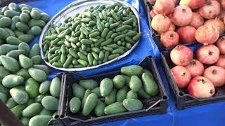Восточный рынок Аланья Турция Цены пятница 18 января 2019 Джума Базар