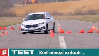 ŠKODA OCTAVIA IV 2.0 EVO TDI DSG - TEST - GARAZ.TV - Rasťo Chvála?