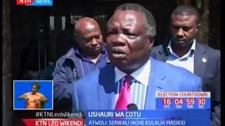 Muungano wa COTU yakosoa serikali kuhusu mgomo wa wauguzi