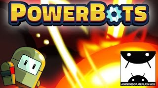 Powerbots by Kizi Android GamePlay Trailer (By Kizi Games) [Game For Kids]