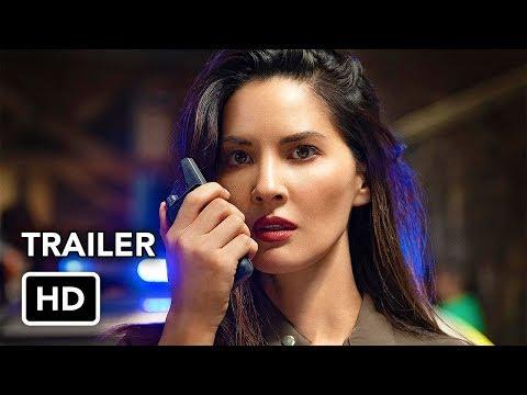 Video trailer för The Rook Trailer (HD) Olivia Munn Supernatural Spy Thriller Series