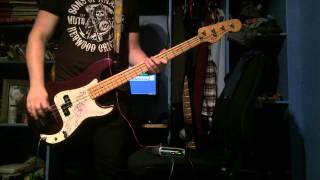 Western Addiction - Face Cancer Bass Cover