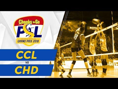 QF1: Cocolife vs. Cignal HD   PSL Grand Prix 2018