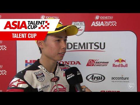 Top3 Race 1 Interview - Round 3: Sepang International Circuit 2019 - IATC