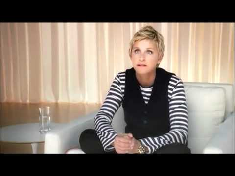 Lots of Love at 'The Ellen DeGeneres Show'! (видео)
