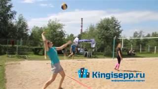 Добыча волейболистов Кингисеппа в Сланцах: 2 золота, серебро и бронза. KINGISEPP.RU