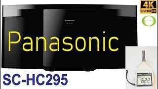 Unboxing and in depth review of the Panasonic SC-HC295 compact stereo HiFi