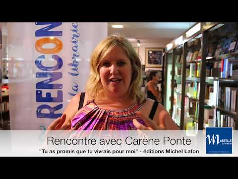 Vidéo de Carène Ponte