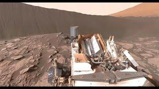 LA NASA te lleva a recorrer la superficie de Marte con un video en 360