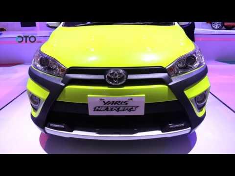 Toyota Yaris Heykers Siap Meluncur di Indonesia | Oto.com