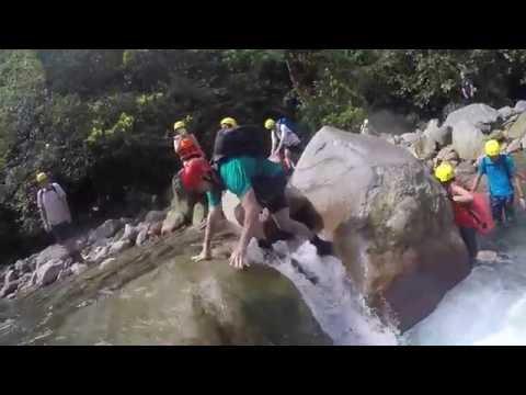 Huan Xi River Trace & Shuang Huang Strea
