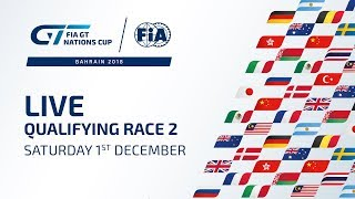 GT - Bahrain2018 Nations Cup Qualifying Race 2 Full