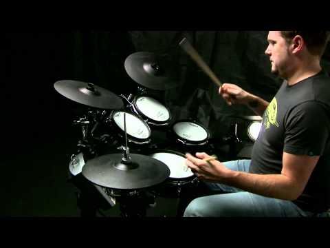 ROLAND TD-9KX2 V-Tour™ Elektronická bicí souprava