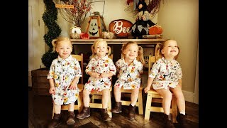 GIRLS FIND THE NEW FALL DECOR! CABELA